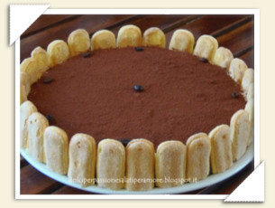 TIRAMISÙ CHEESECAKE DI CATERINA