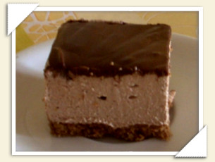 CHEESECAKE AL CIOCCOLATO DI LAURA