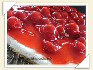 CHEESECAKE FREDDA ALLO YOGURT DI THERESE