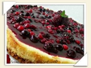 NEY YORK CHEESCAKE DI THERESE