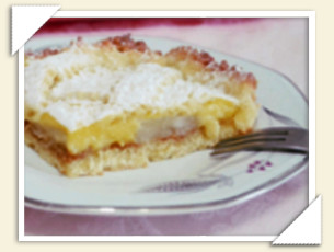 CROSTATA ALL'ANANAS DI NICKY