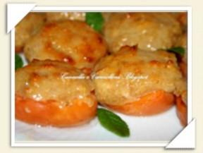 albicocche farcite al forno thumbnail