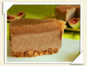 cheesecake fichi e cioccolato thumbnail