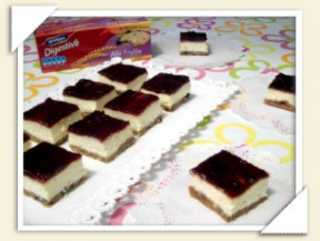 quadrotti di cheesecake thumbnail