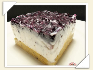 CHEESECAKE AI MIRTILLI DI GIORGIANA