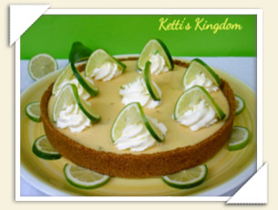 KEY LIME PIE DI KETTI