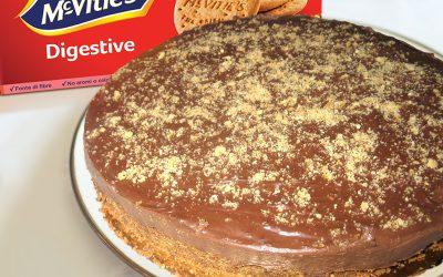 Cheesecake cioccolatosa