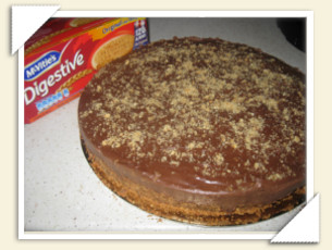 CHEESECAKE CIOCCOLATOSA
