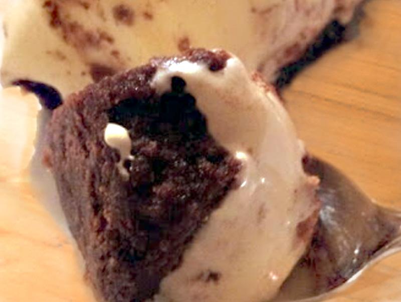 Torta al cioccolato e crema di mascarpone di Ilenia