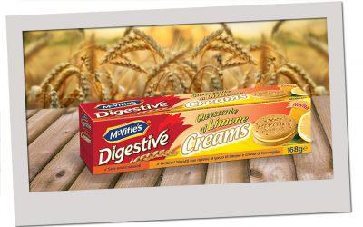 McVitie's Digestive Creams Cheesecake al Limone