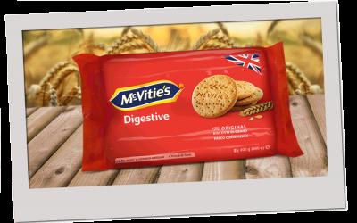 McVitie's Original Digestive pacco convenienza da 800g