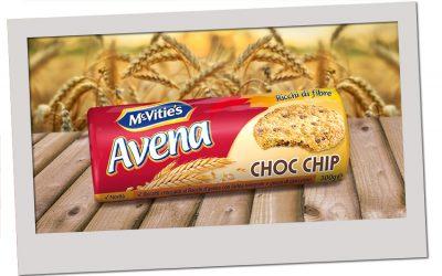 McVitie's Avena Choc Chip