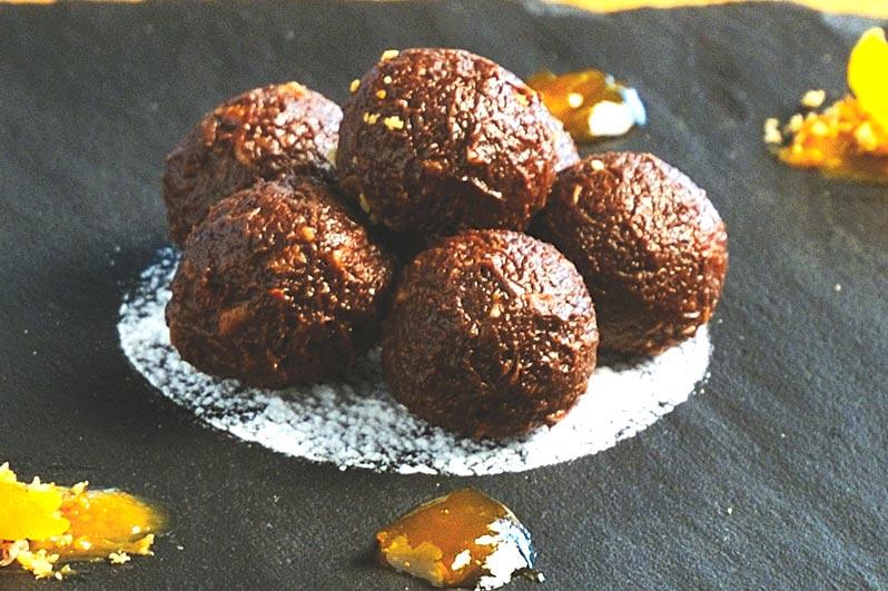 Salame di cioccolato con McVitie's Avena