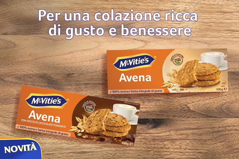 McVities Avena 2020