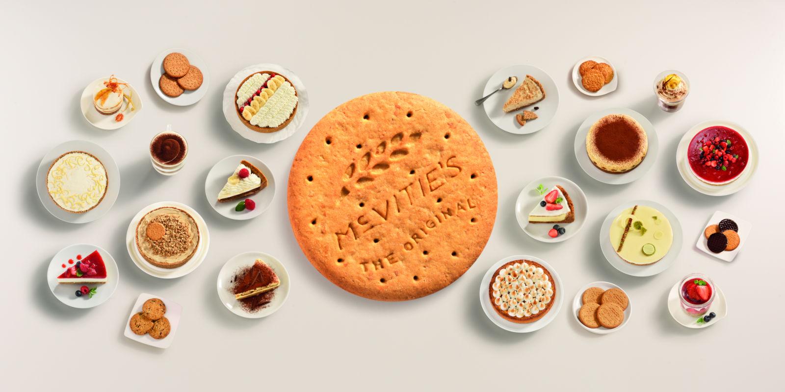 Cheesecake e altre ricette con McVitie's